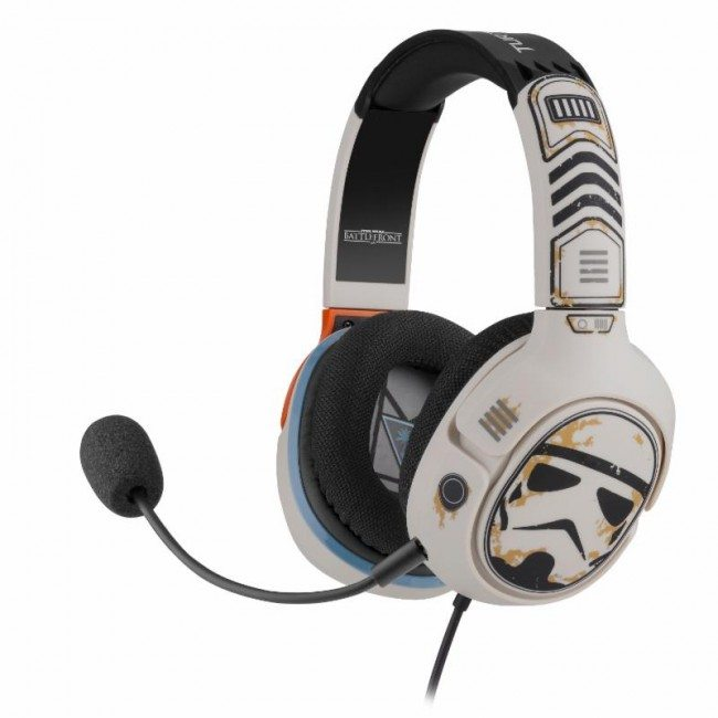 Turtle Beach Announces Star Wars-themed Sandtrooper Gaming Headset for Star Wars Battlefront