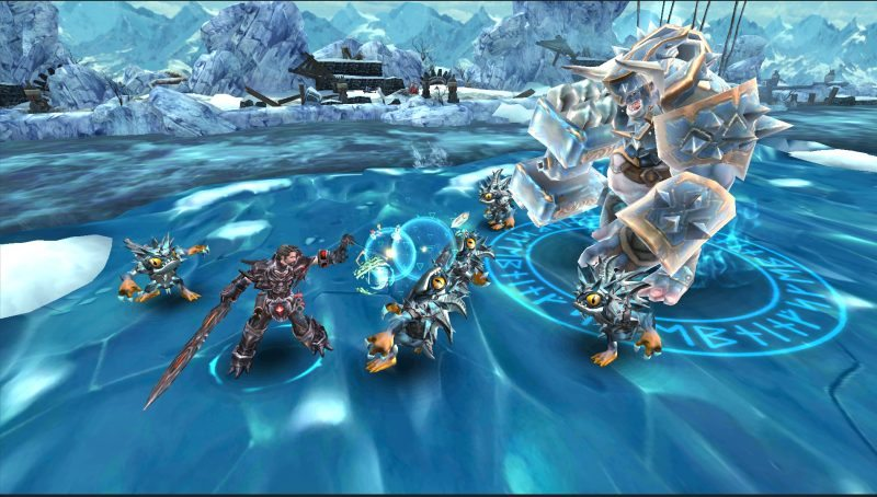 PAX Prime 2015: Chronoblade New Screenshots by nWAY