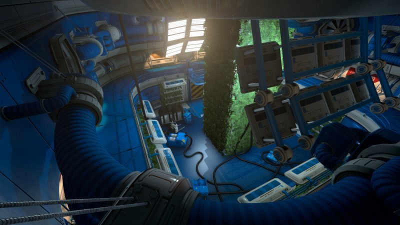 Virtual Reality Adventure P.O.L.L.E.N has Launched on Steam Greenlight
