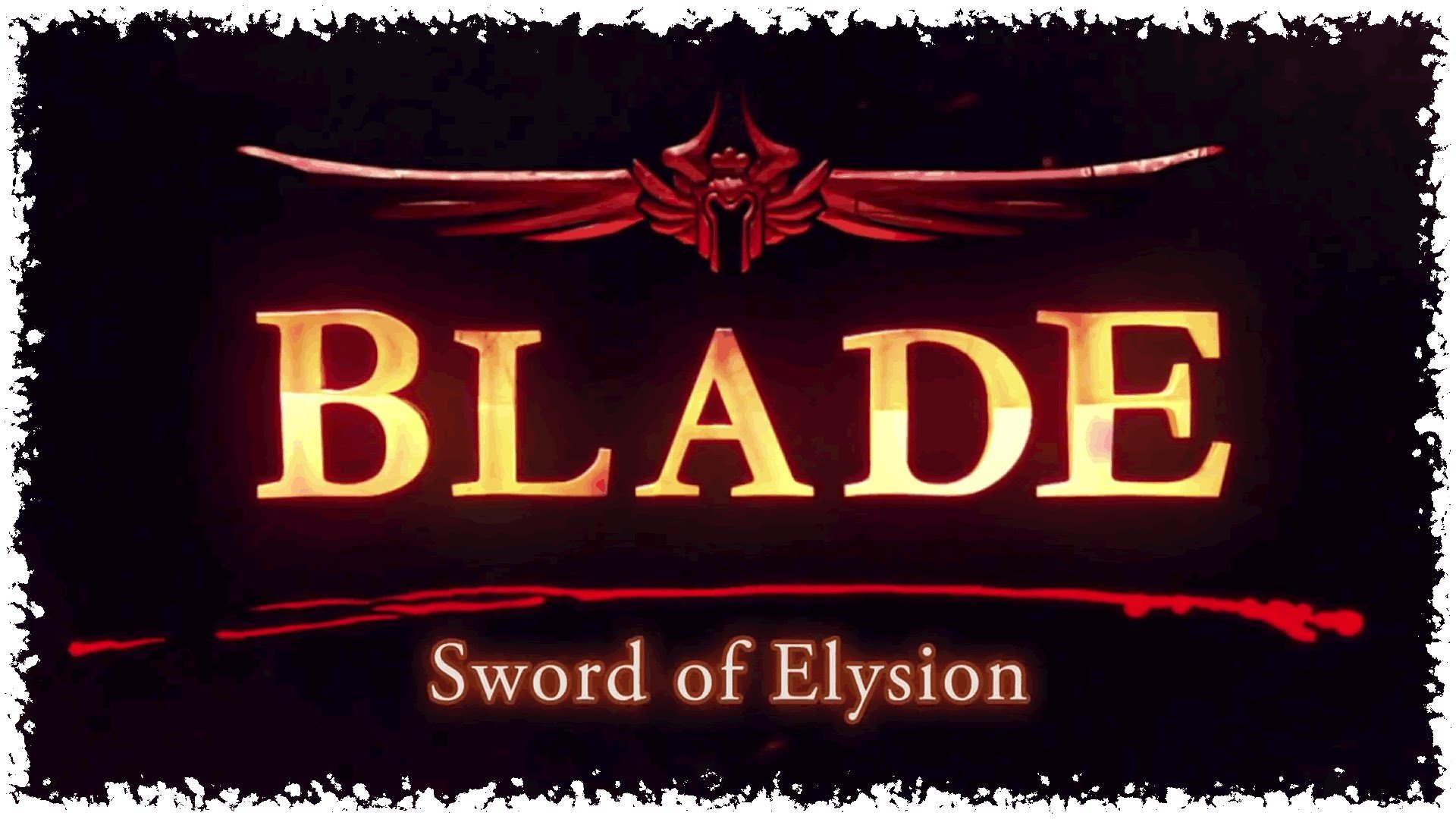 Blade Sword of Elysion Gaming Cypher