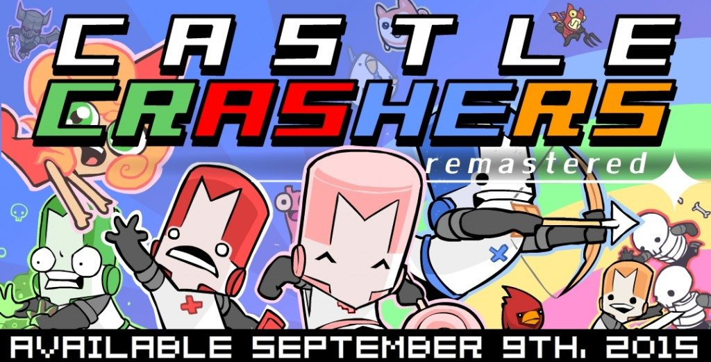 Castle Crashers Remastered Gaming Cypher