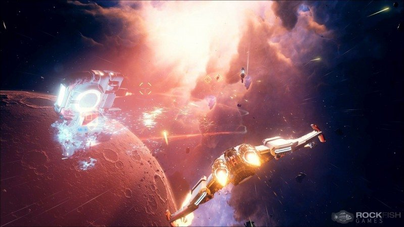 EVERSPACE Reaches 186% of its Funding Goal on Kickstarter