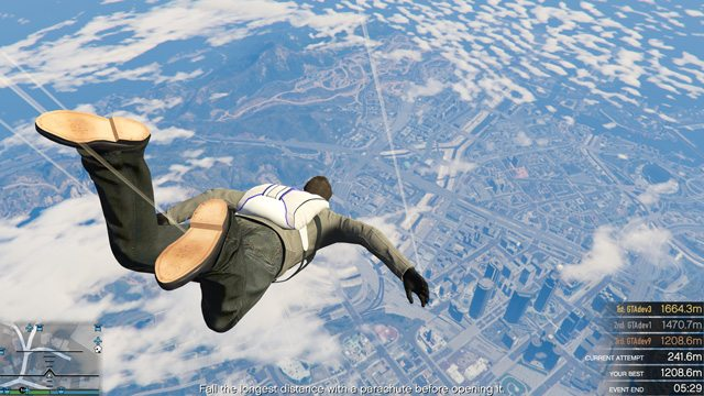 GTA Online Freemode Events Update Available Now for PS4, Xbox One & PC