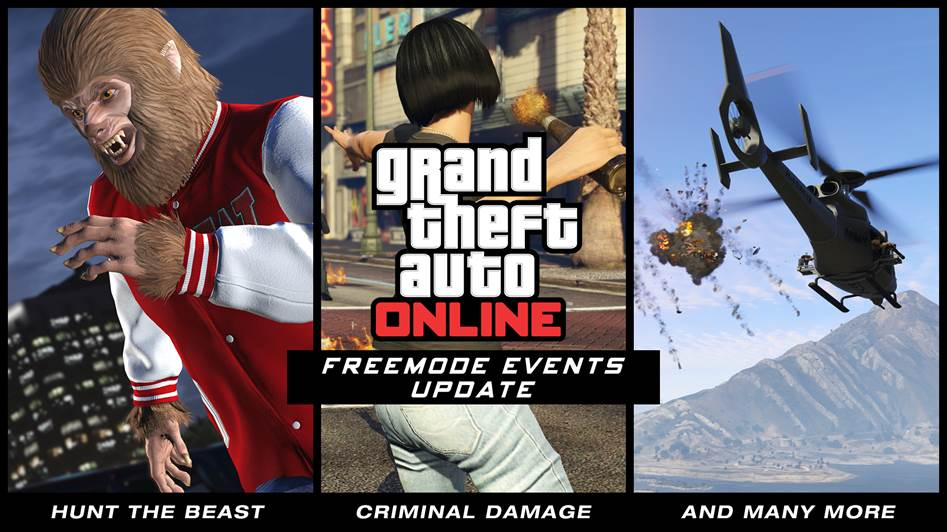 GTA Online Freemode Events Update Gaming Cypher
