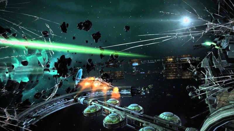 Galaxy on Fire 3 - Manticore Announced for 2016 at Apple Keynote