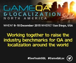 Blizzard, Riot Games, BioWare, Gearbox Software Announced for the Game QA and Localization Forum 2015