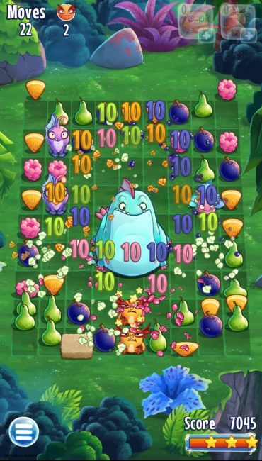 Nibblers New Mobile Game By Rovio Has Launched