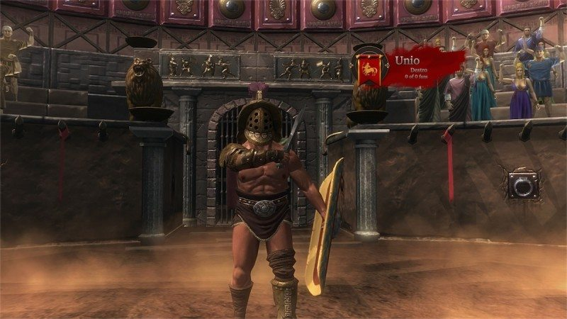 Gladiators Online: Death Before Dishonor Heading to Steam in October