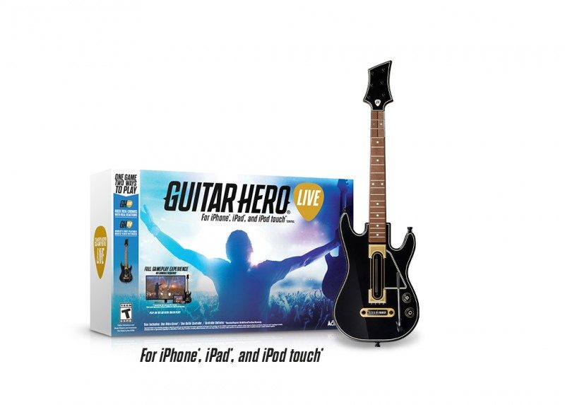Activision Confirms Guitar Hero Live, Skylanders SuperChargers and More Heading to to Apple TV and Devices
