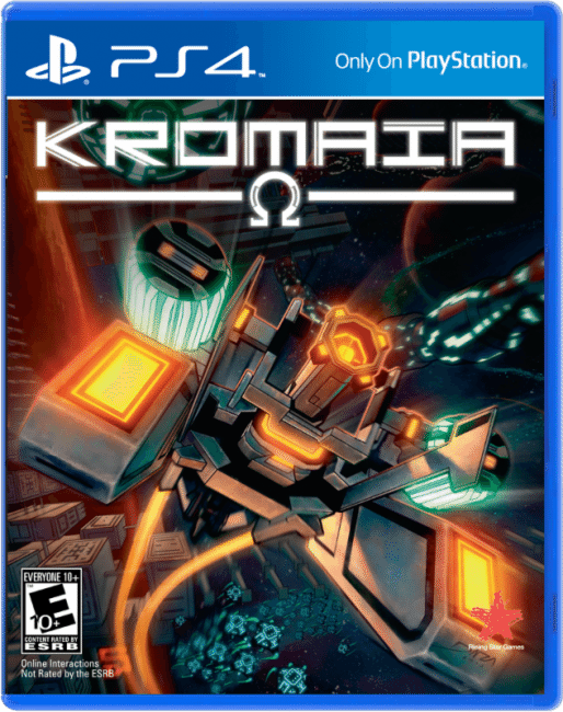 Kromaia Omega Now Available on PS4