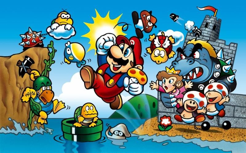 Nintendo Celebrates National Video Games Day with Fun Mario Facts
