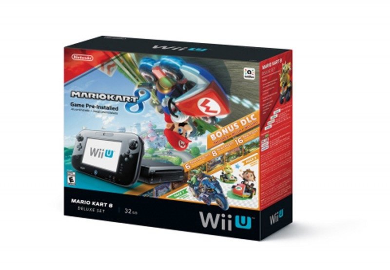 Mario Kart 8 Races into Living Rooms of Future Wii U Owners as Part of a New Configuration
