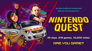 Nintendo Quest Documentary by Vision Films Releasing Oct. 1 on Vimeo on Demand