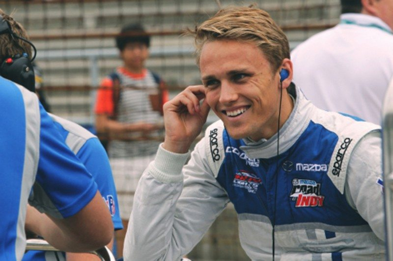 Skylanders Partners with Carlin Race Car Driver Max Chilton to SuperCharge the Indy Lights Championship