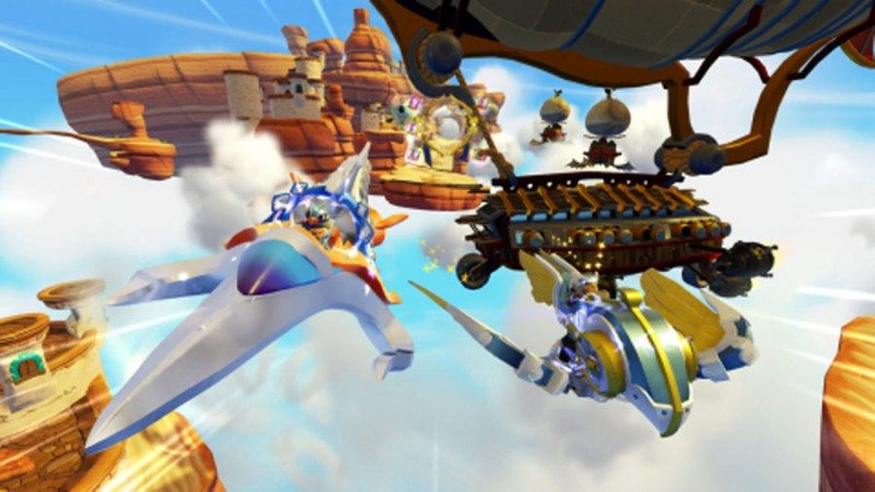 Portal Masters Get Ready to Go Full Throttle with Skylanders SuperChargers This Sunday