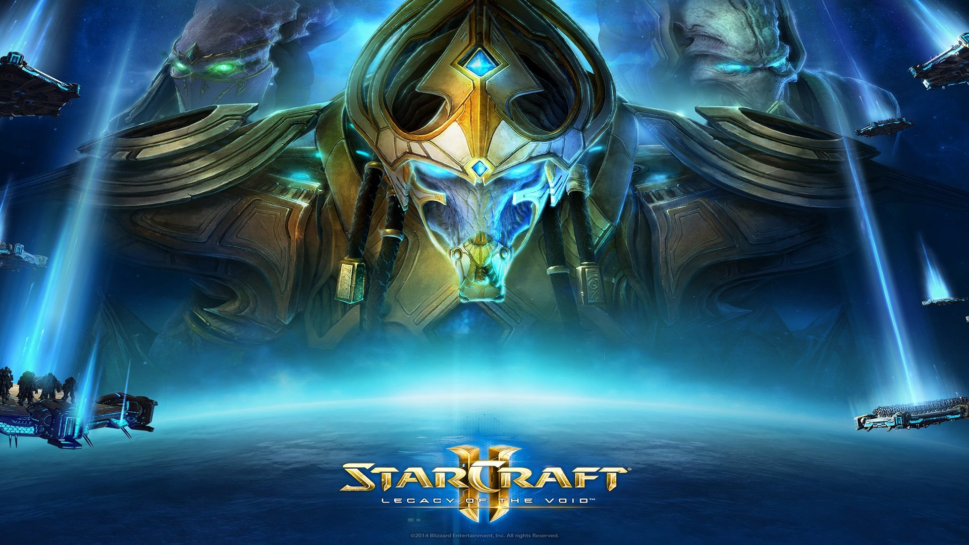 StarCraft II Legacy of the Void Gaming Cypher