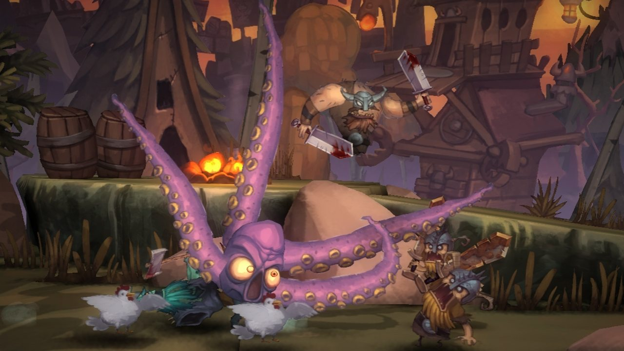Zombie Vikings Ragnarok Edition Available Now on PS4