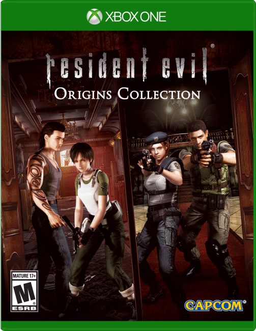 January Horrors Bring Resident Evil Origins Collection and Playable Wesker for Resident Evil O