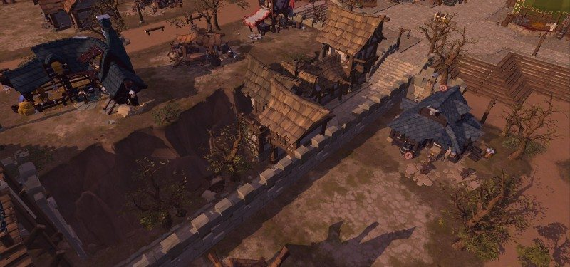 ALBION ONLINE Land Auctions Feature Update