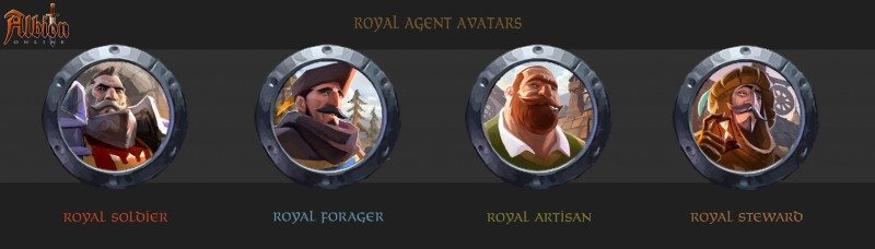 Albion Online Lore Update Features the Royal Expeditionary Forces