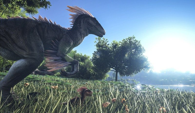 ARK: Survival Evolved Shows How to Make Dinosaur Babies