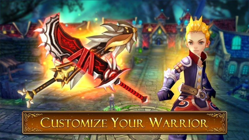 AVALON LEGENDS Launches Today on iOS & Android