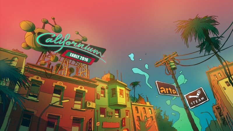 Californium Releasing for PC and Mac on Feb. 17