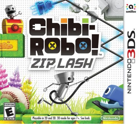 Plug in to Chibi-Robo! Zip Lash, the Most Electrifying Adventure on Nintendo 3DS