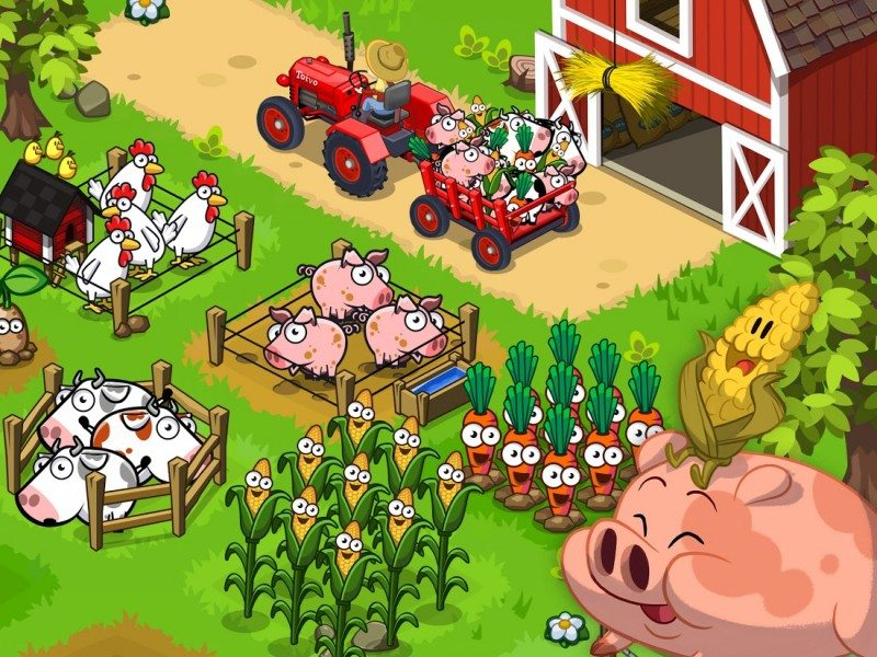 Farm Away! Introduces Major Winter Update on App Store