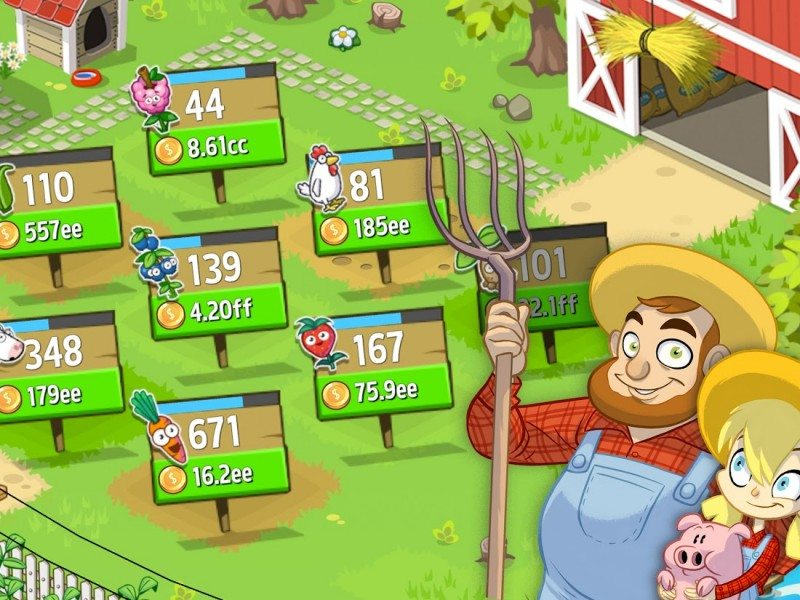 Farm Away! Announced for November Global Release at App Store