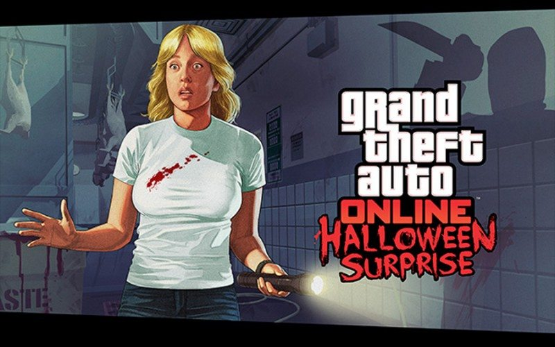 Grand Theft Auto Online: Halloween Surprise