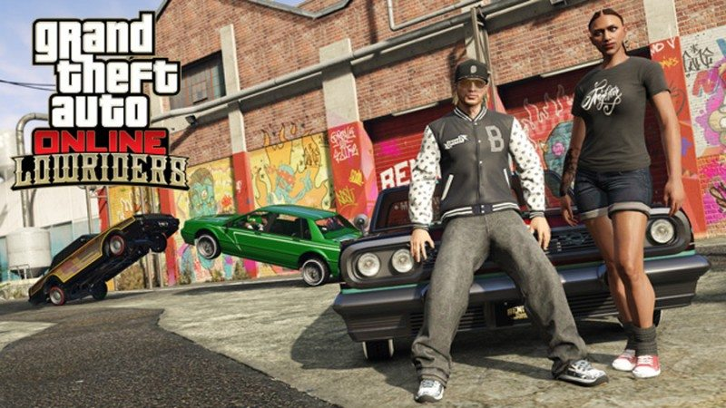 GTA Online: Lowriders Coming Oct. 20th