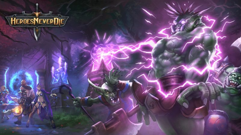Heroes Never Die for iOS Launches Limited Time Free Trial