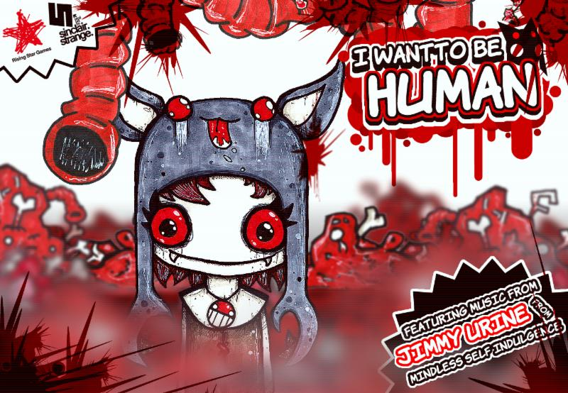 I Want To Be Human Gaming Cypher