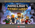 Minecraft Story Mode Largest Let's Play Gaming Cypher