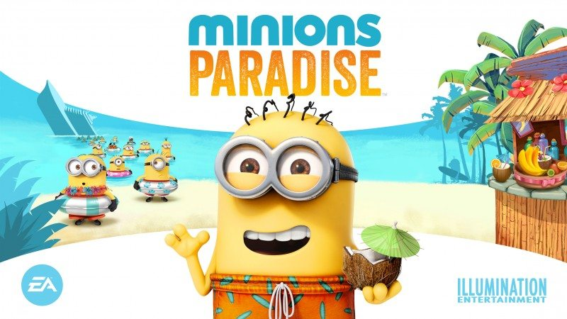 Minions Paradise Available Now on Mobile