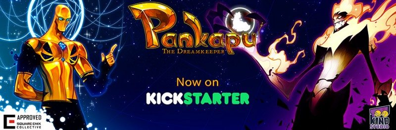 Square Enix Collective Announces that PANKAPU is Now on Kickstarter