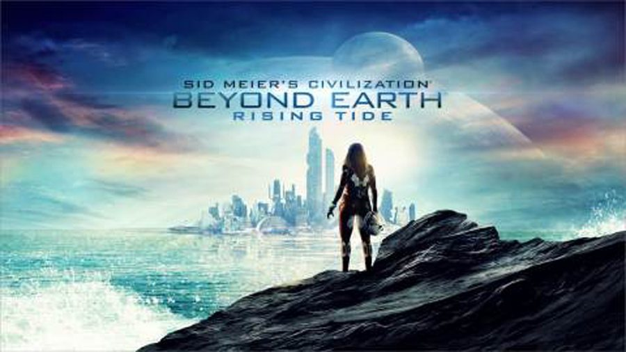 Sid Meier's Civilization Beyond Earth Rising Tide Gaming Cypher 3