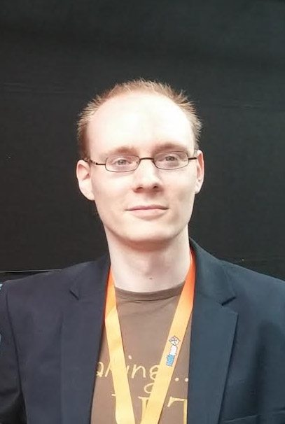 Sjoerd DeJong The Solus Project Gaming Cypher