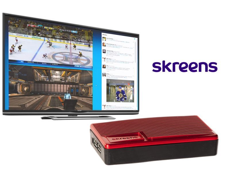 Skreens Stretch Goal #1 USB Unlocked & Many More Features