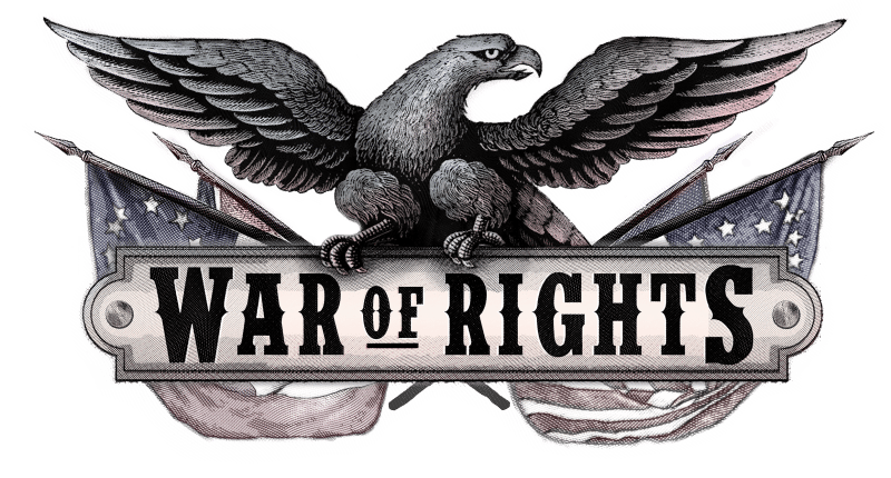War of Rights Launches on Kickstarter