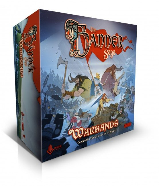 The Banner Saga: Warbands Kickstarter Funding Goal More than Doubles