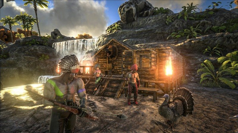 ARK: Survival Evolved Turkey Trial Event Now Live