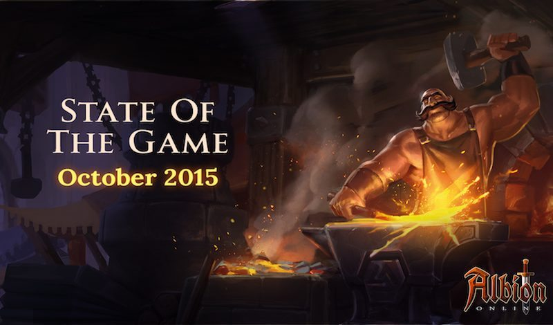 Albion Online State of the Game Progress Report