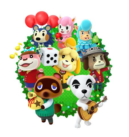Bring Animal Crossing amiibo to Life in Animal Crossing: amiibo Festival for Wii U