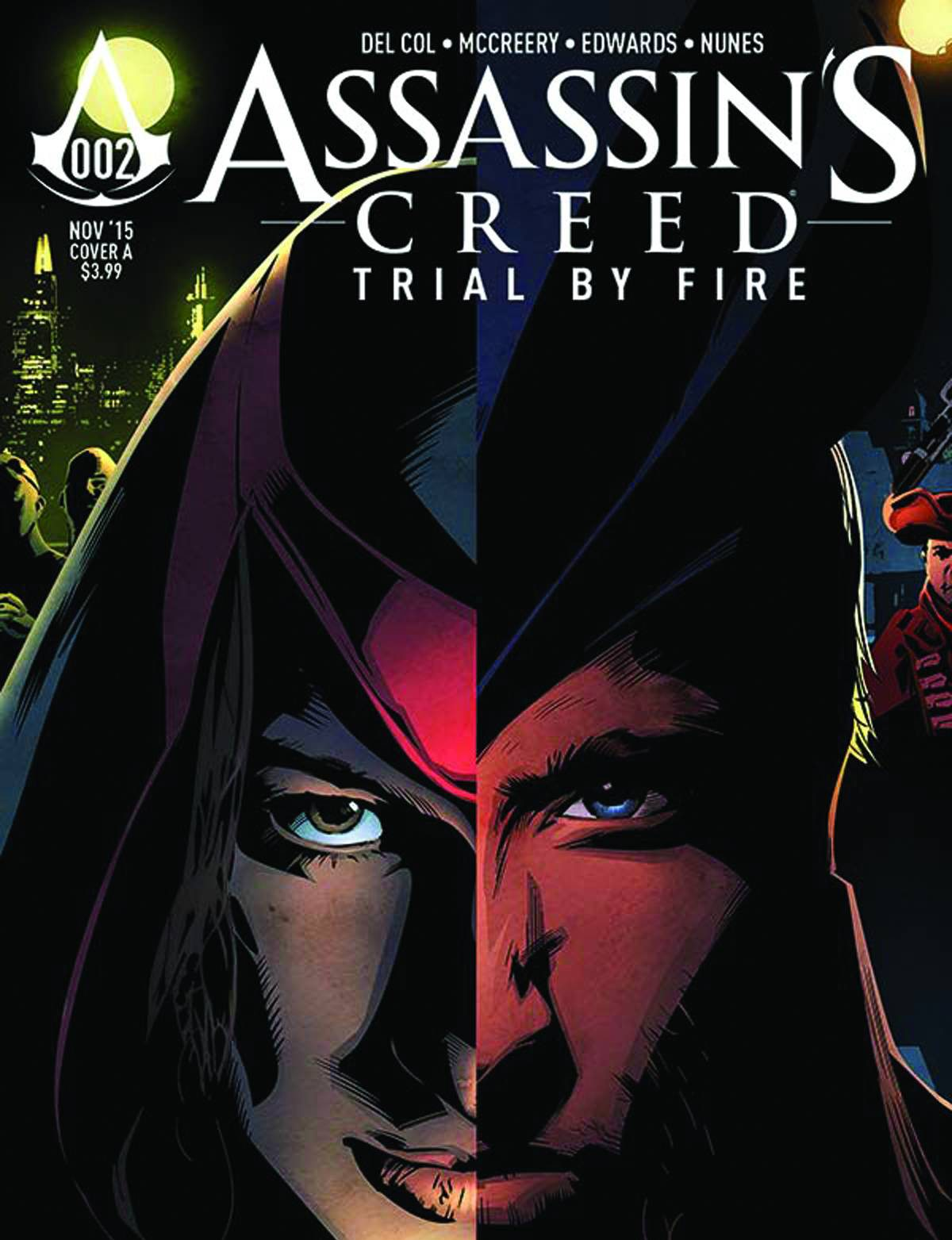 Assassin's Creed #2 Comic Gaming Cypher Feature