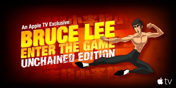 Hibernum Launches Bruce Lee: Enter the Game Unchained Edition for New Apple TV