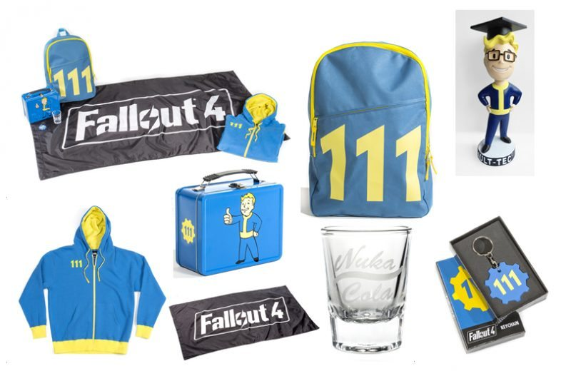 Ultimate Fallout 4 Fandom Bundle Exclusively from ThinkGeek