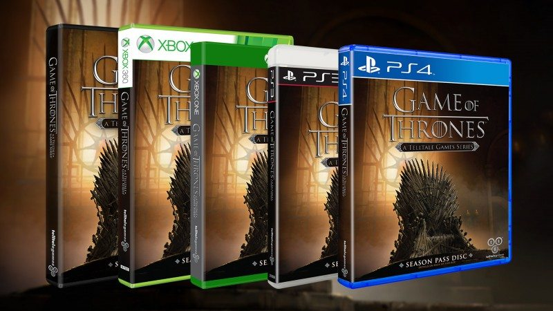 Game of Thrones: A Telltale Games Series Season Finale Available Now at Retailers