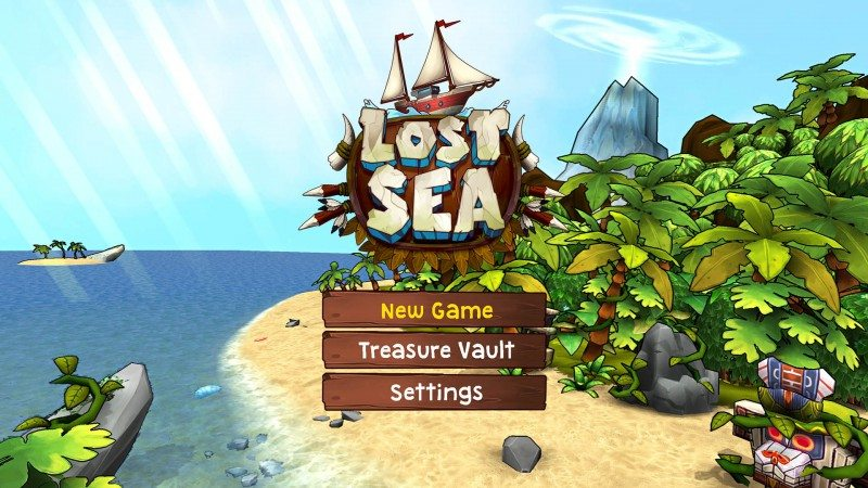 LOST SEA 40 New Screenshots Released by eastasiasoft